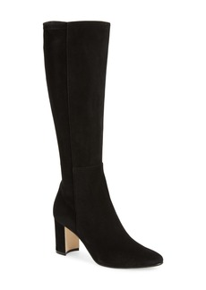 Manolo Blahnik Pita Knee High Boot (Women)