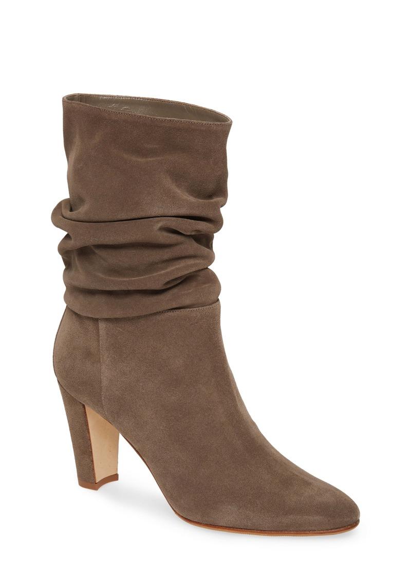 Manolo Blahnik Shushan Slouch Boot (Women)