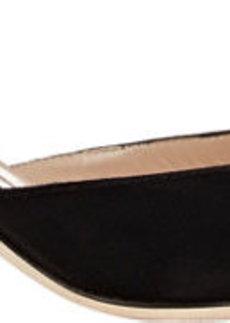 Manolo Blahnik Women's Carolynemu Mules-BLACK Size 8