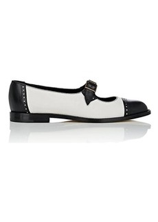 Manolo Blahnik Women's Fiorda Mary Jane Flats