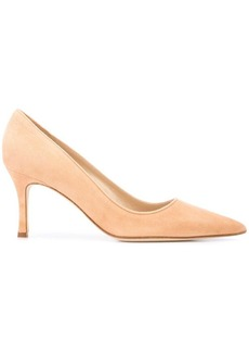 Manolo Blahnik pointed pumps