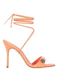 Manolo Blahnik Sabisa 105 Strappy Sandals