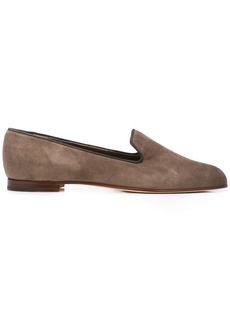 Manolo Blahnik slip-on loafers