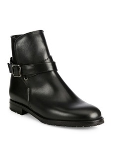 Sulgamba Leather Ankle Boots