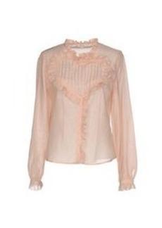 MANOUSH - Solid color shirts & blouses