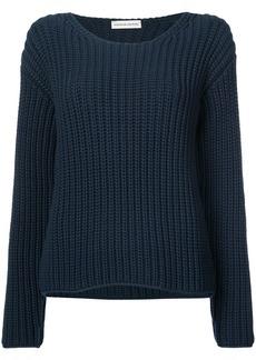 Mansur Gavriel crew neck sweater