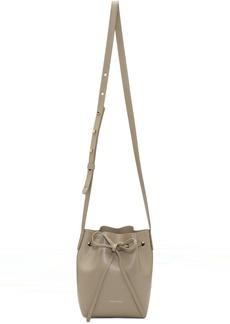 Mansur Gavriel Grey Mini Mini Bucket Bag
