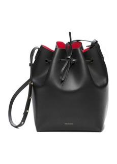 Mansur Gavriel Coated Large Bucket Bag