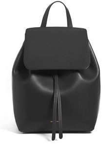 Mansur Gavriel Coated Mini Backpack
