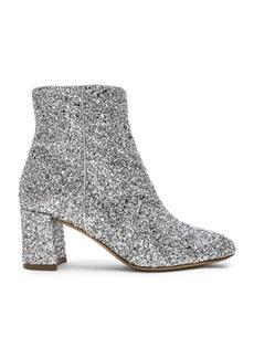 Mansur Gavriel Glitter Ankle Boot