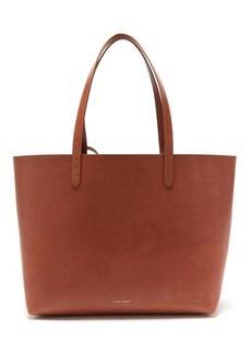 Mansur Gavriel Large leather tote bag