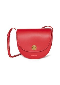 Mansur Gavriel Mini Calf Leather Saddle Bag