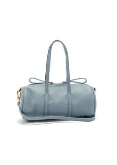 Mansur Gavriel Mini Mini Duffle leather cross-body bag