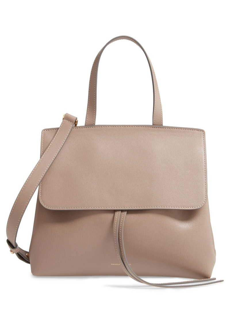 Mansur Gavriel Mini Lady Saffiano Leather Bag