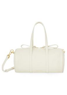 Mansur Gavriel Mini Mini Leather Duffle Bag