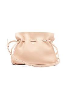 Mansur Gavriel Mini Protea leather bag