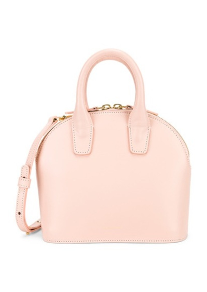 Mansur Gavriel Mini Top Handle Bag