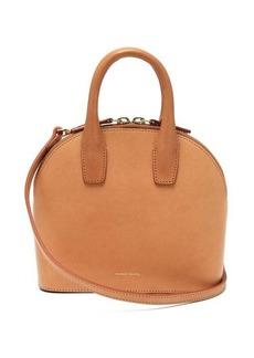 Mansur Gavriel Mini Top Handle leather bag