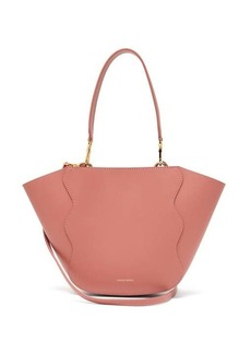 Mansur Gavriel Ocean mini leather cross-body bag