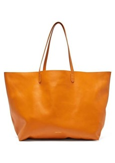 Mansur Gavriel Oversized leather tote bag