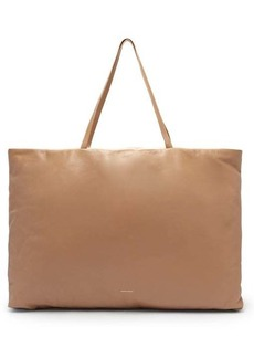 Mansur Gavriel Pillow reversible leather tote bag