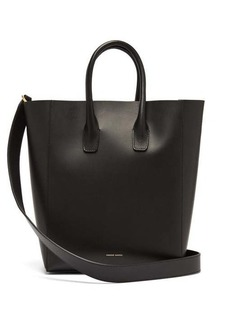 Mansur Gavriel Red-lined leather tote