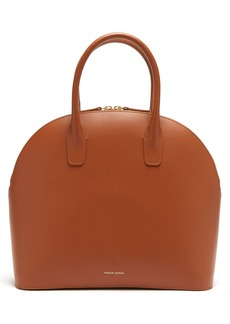 Mansur Gavriel Top Handle leather bag