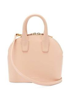 Mansur Gavriel Top Handle mini leather bag