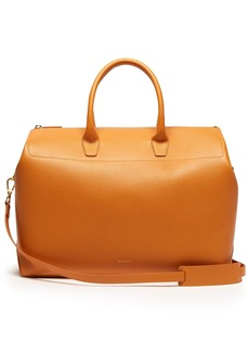 Mansur Gavriel Travel large leather bag