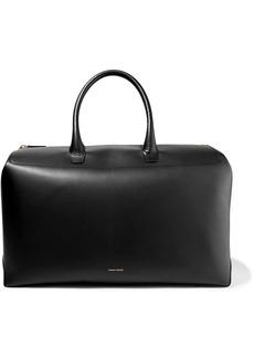 Mansur Gavriel Travel leather weekend bag