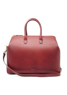 Mansur Gavriel Travel medium leather bag