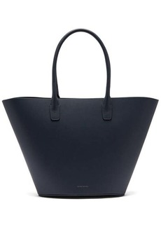 Mansur Gavriel Triangle calf-leather tote