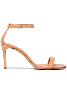 Mansur Gavriel Woman Leather Sandals Camel