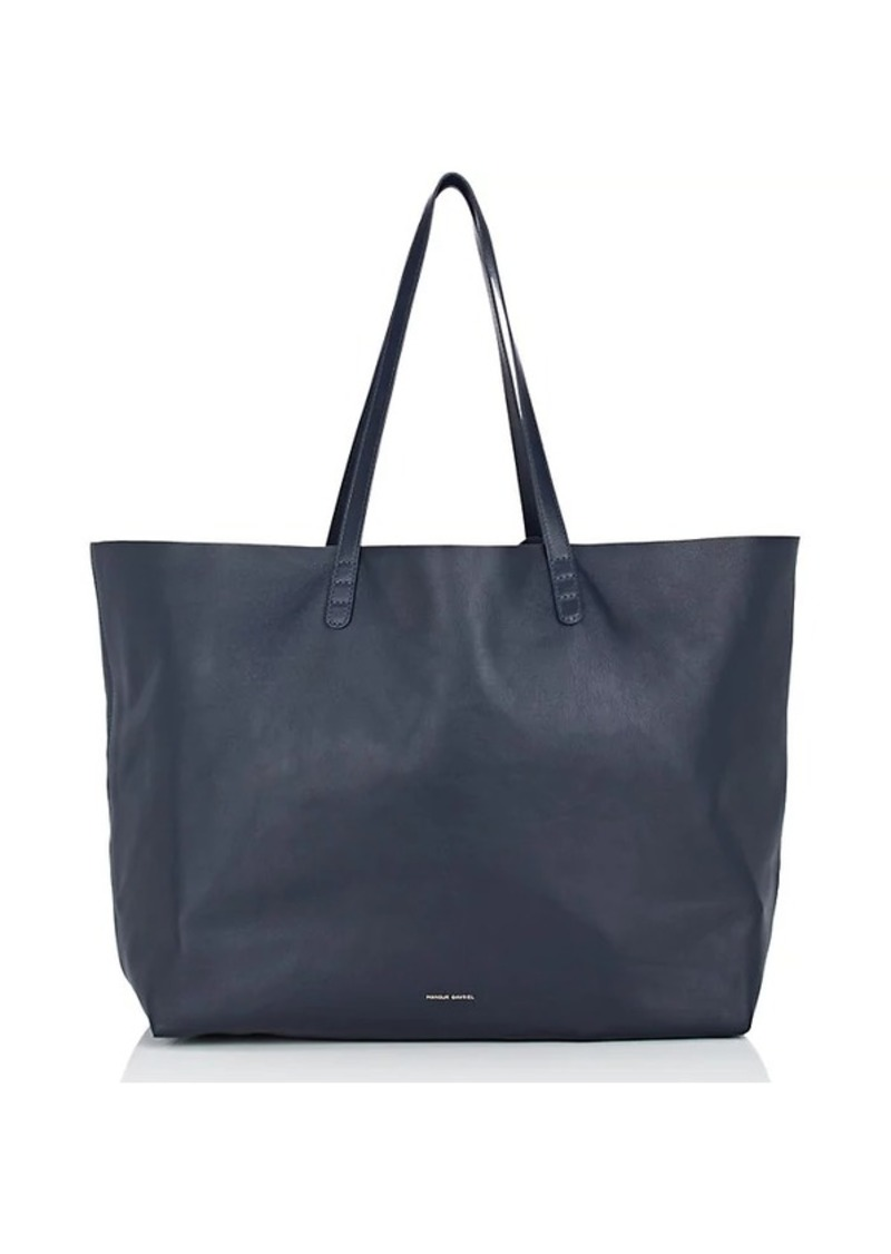 Mansur Gavriel Women S Oversized Leather Tote Bag