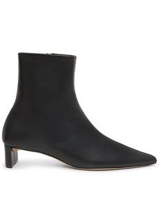 Mansur Gavriel pointed toe ankle boots