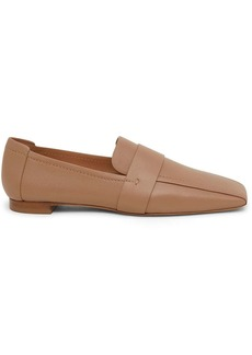 Mansur Gavriel square-toe loafers
