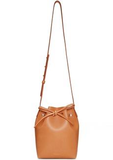 Mansur Gavriel Tan Mini Bucket Bag