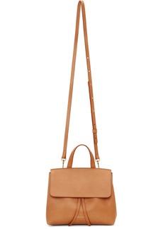 Mansur Gavriel Tan Mini Mini Lady Bag