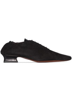 MANU Atelier Duck lace-up leather shoes
