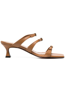 MANU Atelier buckle-detail leather sandals