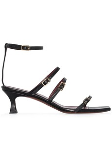 MANU Atelier Naomi 50mm strappy leather sandals