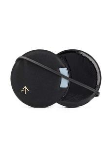 MANU Atelier round layered shoulder bag