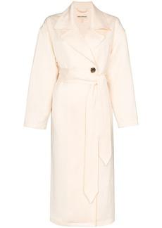 Mara Hoffman Bernadetta belted coat