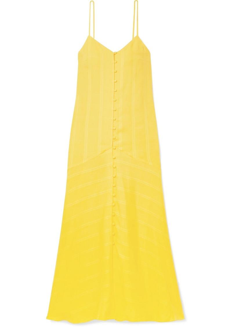 Mara Hoffman Net Sustain Diana Tencel Maxi Dress