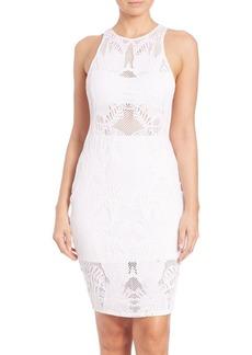 Mara Hoffman Floral Jacquard Dress