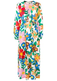 Mara Hoffman floral maxi dress