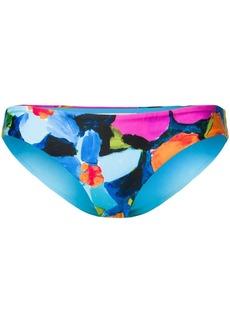 Mara Hoffman floral print bikini top