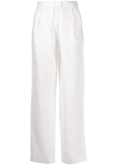 Mara Hoffman high waisted trousers