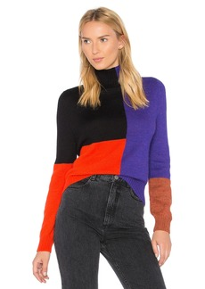Mara Hoffman Janet Colorblock Sweater