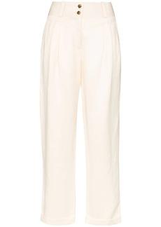 Mara Hoffman Liv straight leg trousers
